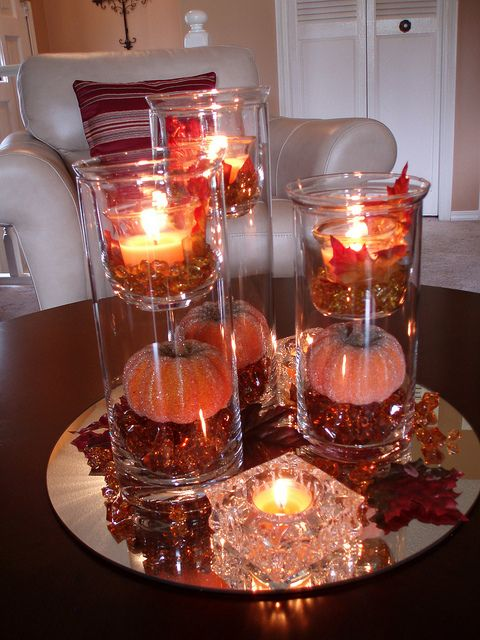 Coffee Table Decor Ideas Interesting 43 Fall Coffee Table Décor Ideas  Digsdigs Decorating Design