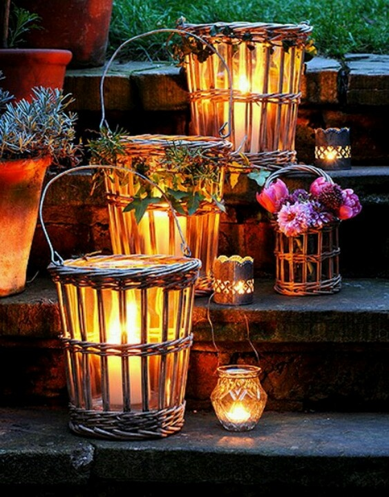 50 fall lanterns for outdoor and indoor d cor digsdigs for Indoor patio decorating ideas