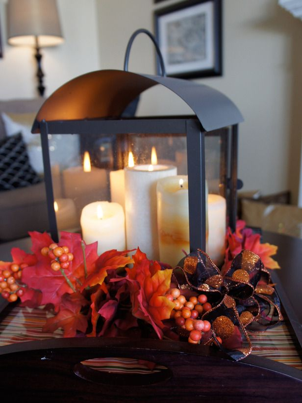 Fall lanterns for outdoor and indoor décor digsdigs