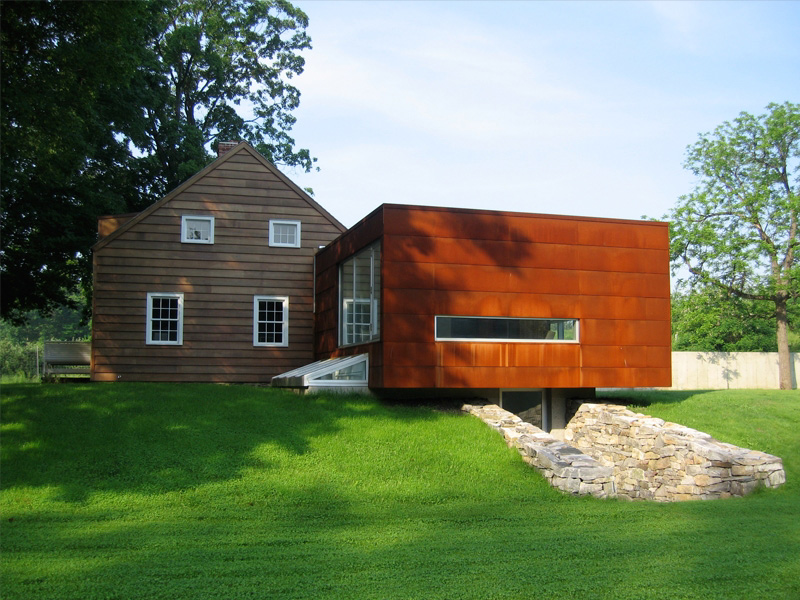 Renovated Eighteenth Century House With An Addition Digsdigs