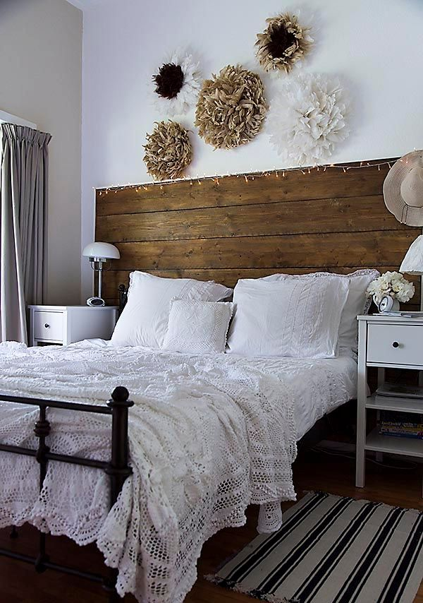 37 farmhouse bedroom design ideas that inspire digsdigs for Bedroom designs vintage