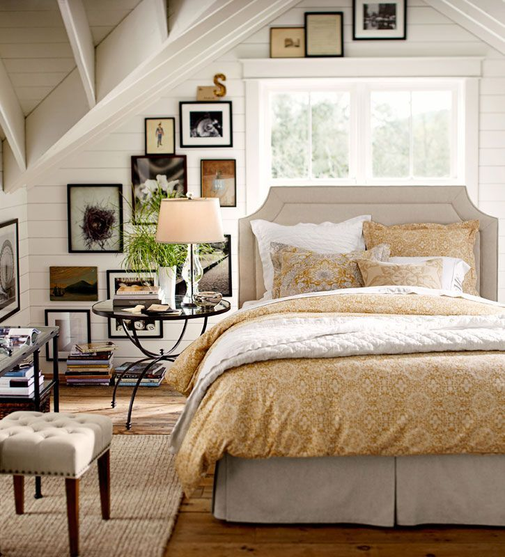 37 farmhouse bedroom design ideas that inspire digsdigs Decor bedroom