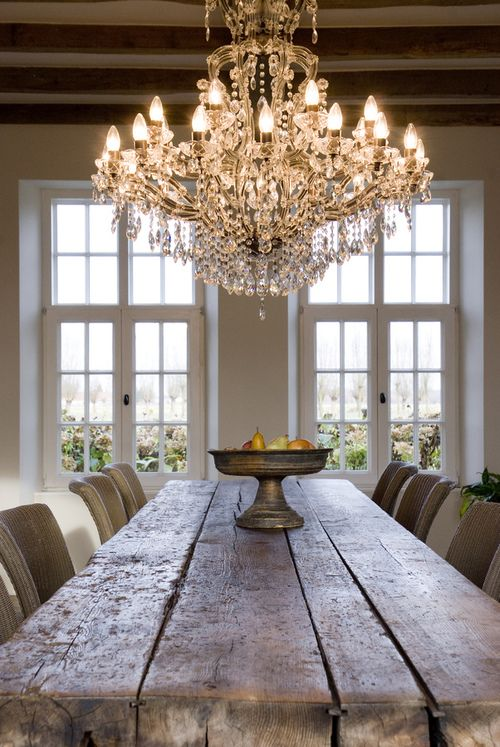 34 Farmhouse Dining Rooms And Zones To Get Inspired