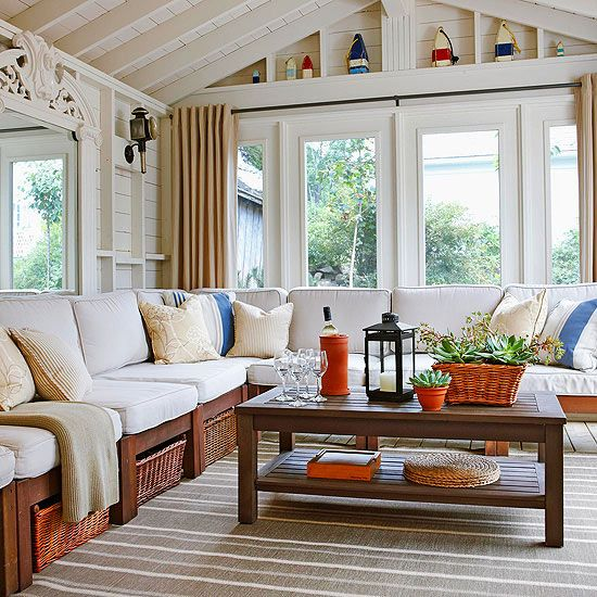 25 Farmhouse Sunrooms You Will Never Want To Leave DIY Central