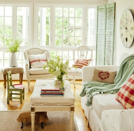 Sunroom Dining Room Creative: 25 Farmhouse Sunrooms You Will Never Want To Leave