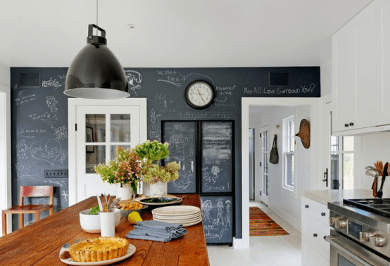 Farmhouse With Mid Century Modern Furniture And Industrial Touches