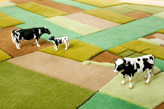 Farmville Carpet
