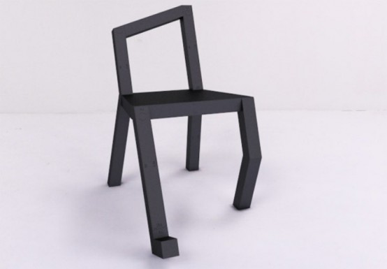 Fascinating Stepping Chair