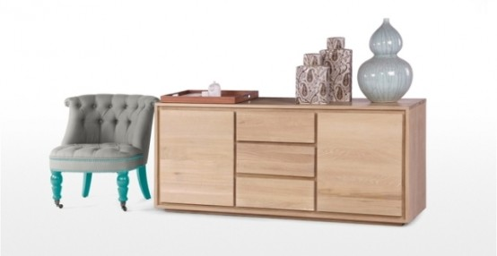 Feminine Bouji Furniture Collection With Modern Aesthetics  DigsDigs
