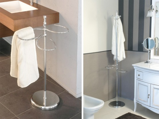 Fiore Towel Stands