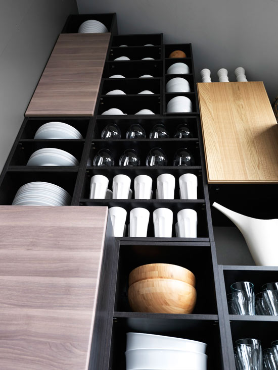 Flexible And Smart Metod Kitchen By Ikea