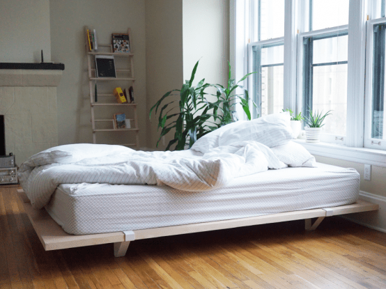 Flexible And Sustainable Floyd Platform Bed