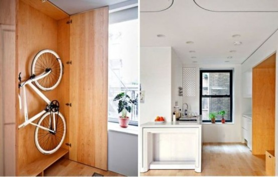 Flexible Apartment That Accomodates Everything You Need