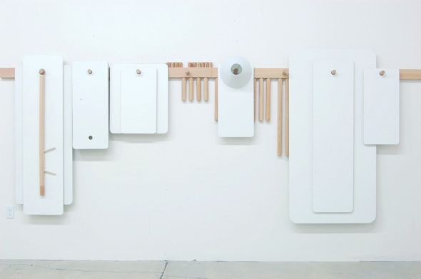 Flexible Furniture System Made of Simple Components – Peg by Studio Gorm