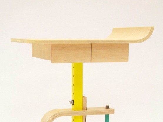 Cool Side Table Archives DigsDigs - Colorful judd side table with different variations