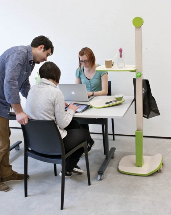 Flexible Multifunctional And Money-Saving Office System