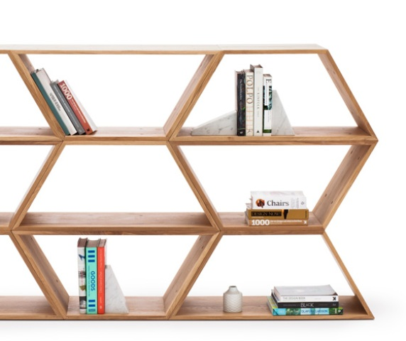 Flexible Tetra Shelving By Made In Ratio
