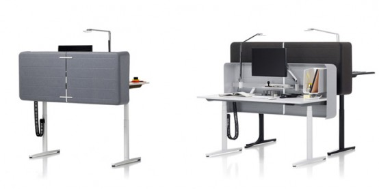 Flexible Working Desk For Sitting And Standing Digsdigs