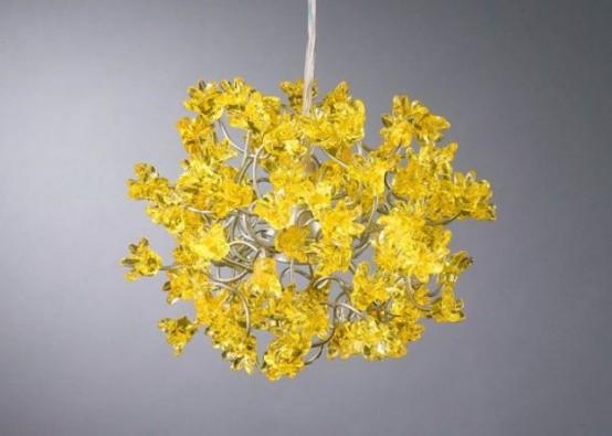 Nhà đẹp lộng lẫy với đèn hoa (11)