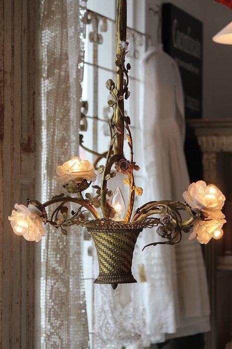 Nhà đẹp lộng lẫy với đèn hoa (16)