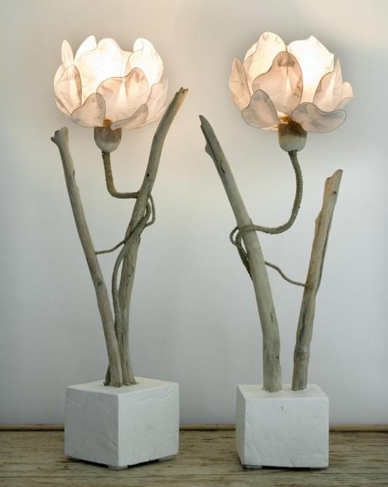 Nhà đẹp lộng lẫy với đèn hoa (9)