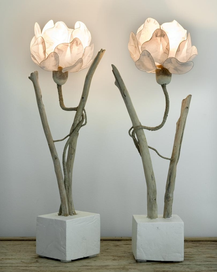 Touch Of Nature In Decor 25 Flower And Plant Inspired Lamps Digsdigs