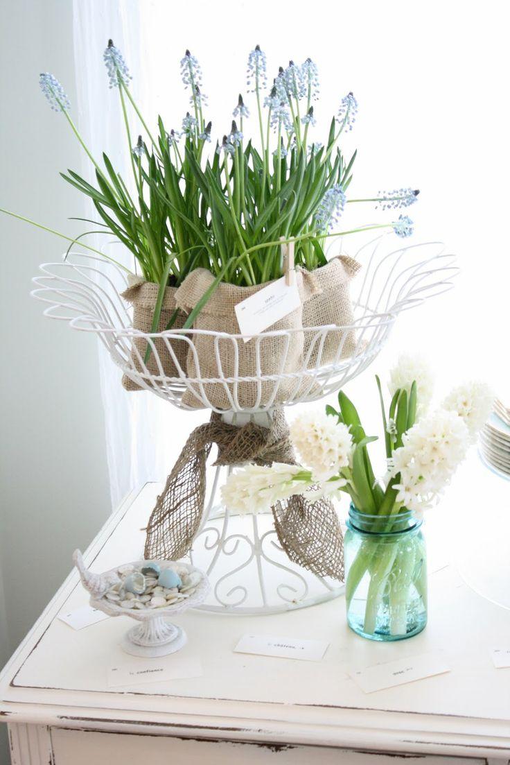 Flower Arrangements For Spring Home Decor