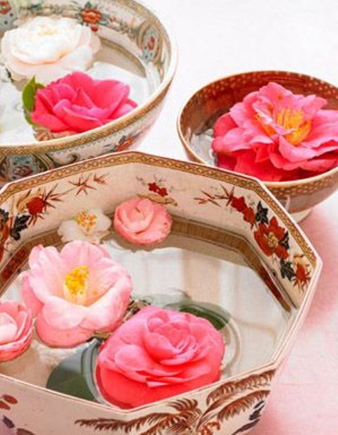 Flowers In A Bowl Ideas