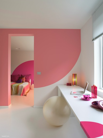 Fluo Fantasy – New Wall Paints to Make Your Interior More Futuristic, Deep and Bold