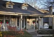 Folk Art And Shabby Chic Cottage In Arkansas