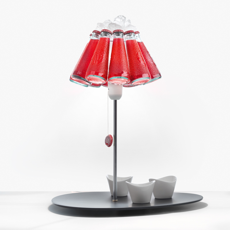 Food And Drinks Inspired Lamp Collection By Ingo Maurer