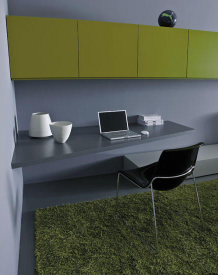 Forma Suspended Desk