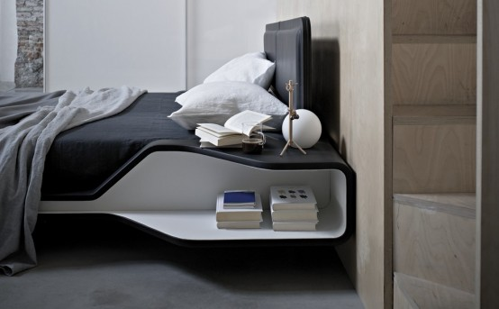 Formula 1 Inspired Bed Ayrton By Ora Ito