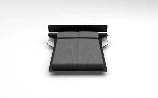 Formula 1 Inspired Bed Ayrton By Ora Ito