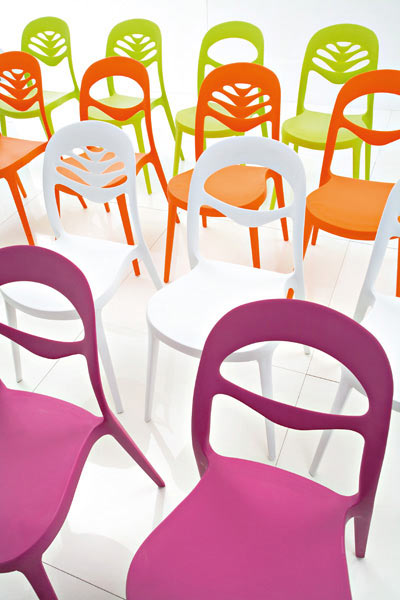 ForYou – Contemporary Chairs from Domitalia