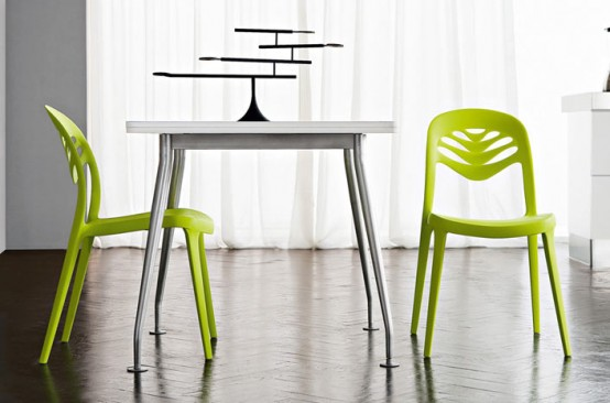 Foryou Contemporary Dining Chairs