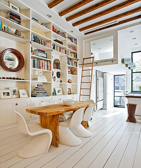 Four Story Townhouse With Very Cosy Interior Design – 5th Street by TBHC