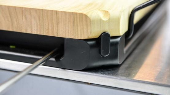 Frankfurter Brett Kitchen Workbench With Storage Space