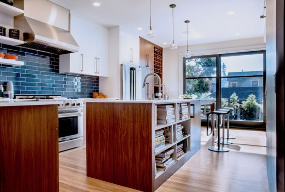 Fresh And Modern Kitchen Renovation You Might Love