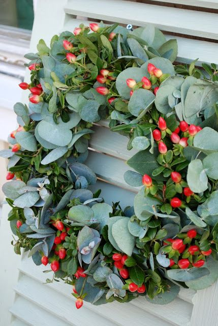 32 Original Fresh Eucalyptus Christmas D Cor Ideas Digsdigs