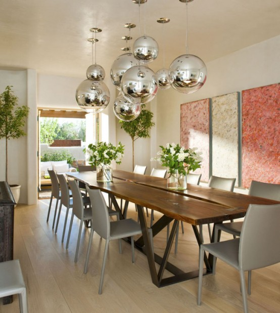 Fresh Take On Traditional Mexican Style Santa Fe House