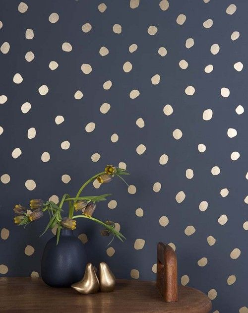 Lovely Fun And Bright Polka Dot Home Decor Ideas