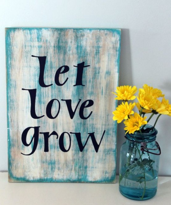 20 Creative And Fun Spring Signs For Décor