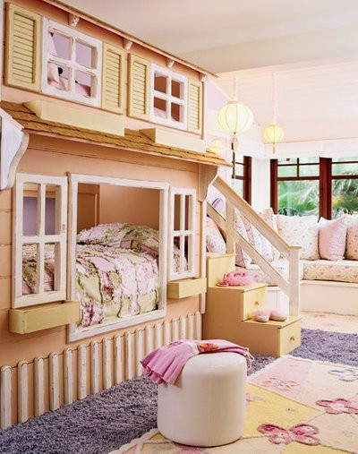 Cute bedroom decorating ideas dream house experience for Kids bedroom designs