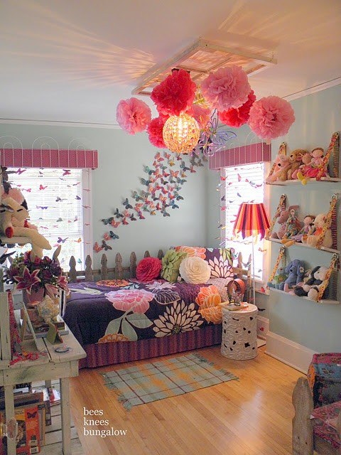 25 Fun And Cute Kids Room Decorating Ideas - DigsDigs on Cheap:l2Opoiauzas= Bedroom Ideas  id=38732