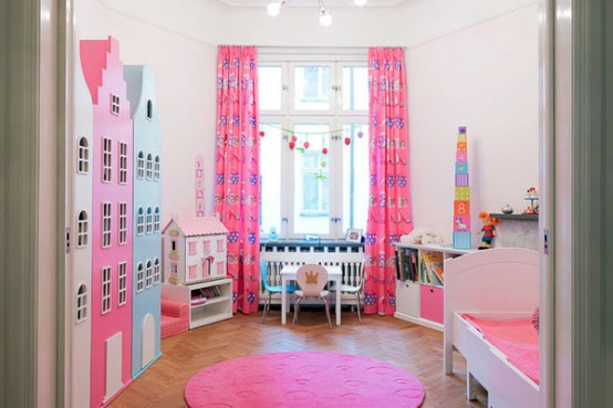 Genial Fun And Cute Kids Bedroom Designs