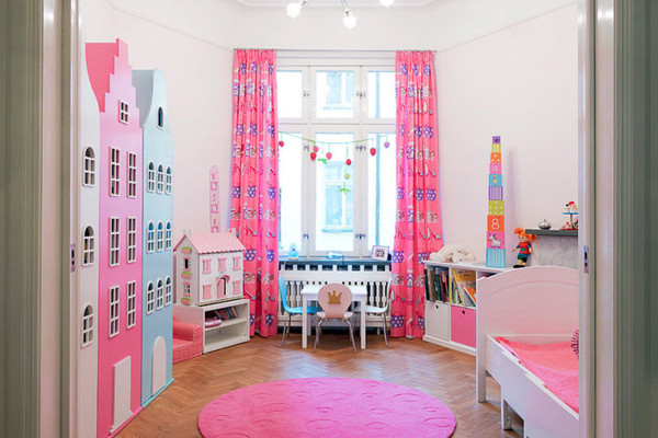 25 fun and cute kids room decorating ideas digsdigs for Cute bedroom ideas