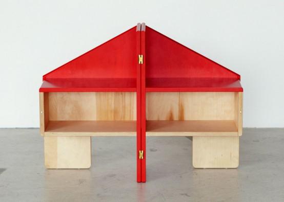 Fun Functional And Versatile Dollhouse Chair