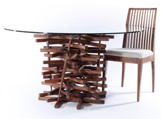 Fun Nest Dining Table By Macmaster Design