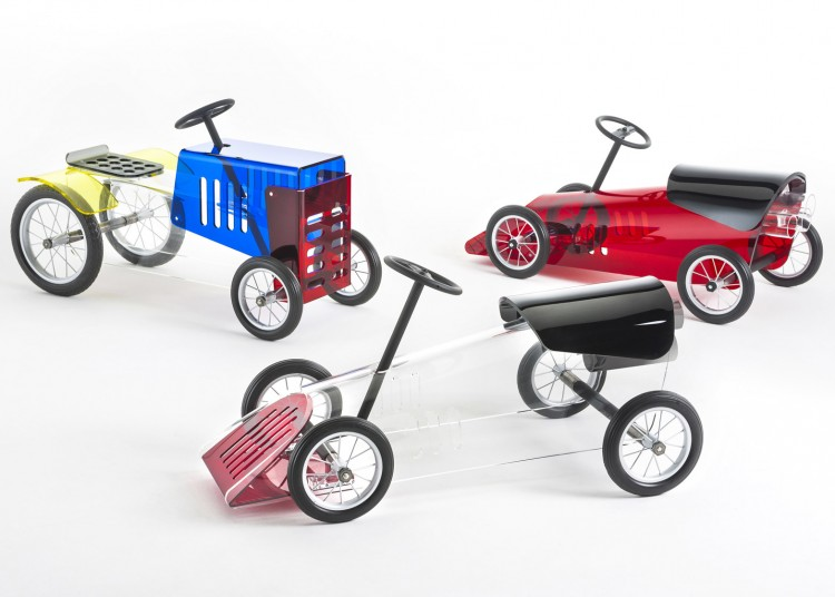 Fun Plastic Furniture Range Designed For Kids